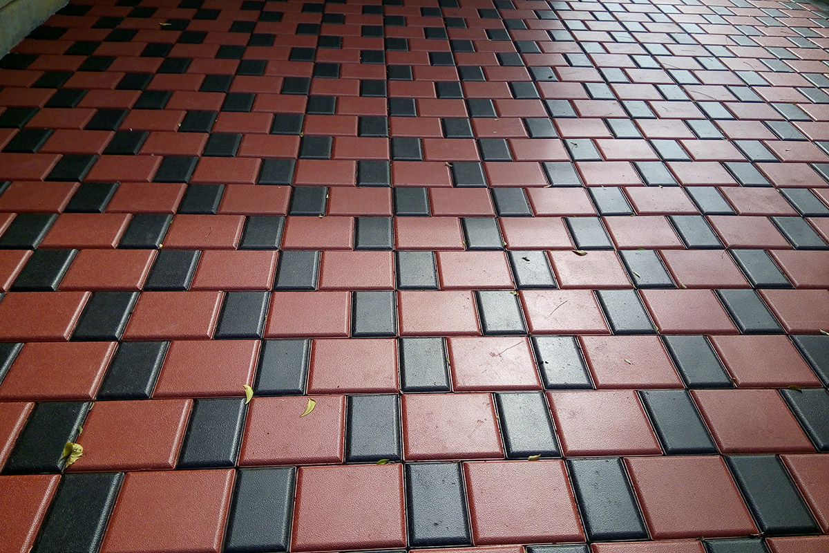 Interlocking Brick Pavers Powercom Designer Tiles And Pavers Palakkad Kerala  Cement